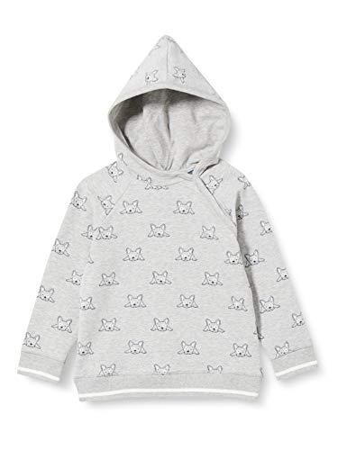bellybutton Baby-Jungen Sweatshirt T-Shirt, Allover|Multicolored, 86