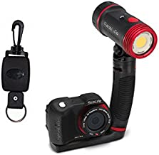 SeaLife Micro HD+ 32GB WiFi Underwater Camera Pro Set w/ Lanyard Package
