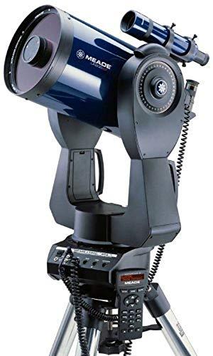 Meade LX200 ACF-8 Teleskop (203mm Objektivdurchmesser, f/10 Öffnungsverhältnis) mit UHTC mit Stativ
