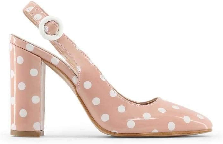 Made in Italia Women Pink Mina Pumps & Heels