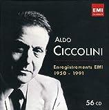 Aldo Ciccolini - Enregistrements EMI 1950-1991 (Coffret 56 CD)