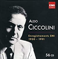 Aldo Ciccolini: The Emi Recording 1950-1991 [CD, Box set]