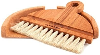 handcrafted table dustpan Import and Hantverk Our shop OFFers the best service brush by Iris