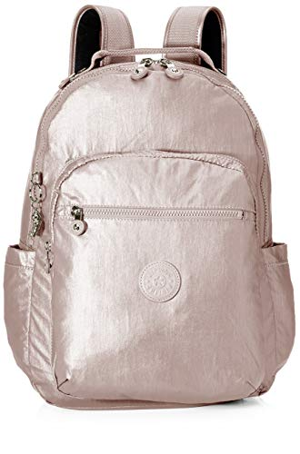 Kipling Seoul Luggage, 27.0 liters, Metallic Rose