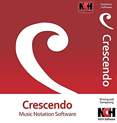 Crescendo Professional Edition [PC Online code] from NCH Software