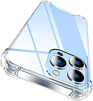 Raxfly Shockproof Case with Soft Edge Compatible with iPhone 13 Pro Max