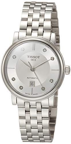 Tissot Carson Diamond Stainless Steel Ladies Watch...
