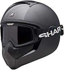 Shark Vancore Casco Integral, Negro Mate, S (55/56)