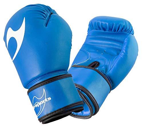 Ju-Sports Boxhandschuhe Training blau