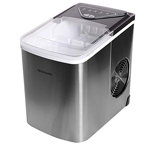 Frigidaire EFIC121-SS Ice Maker, Stainless