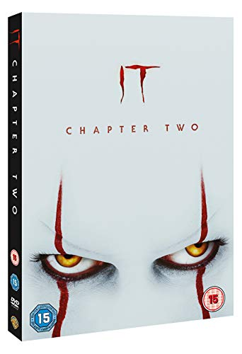 IT Chapter Two [DVD] [2019]