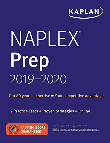 NAPLEX Prep 2019-2020