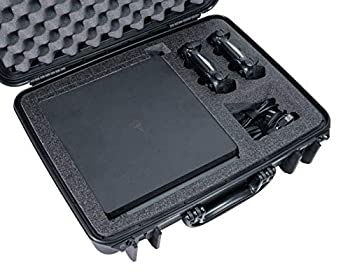 Case Club Playstation 4 / PS4 Pre-Cut Slim Case