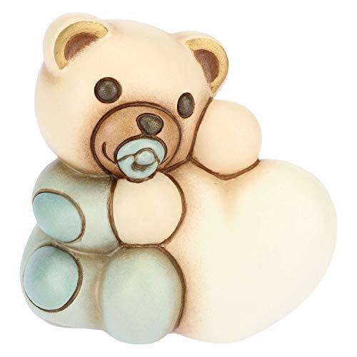 THUN - Teddy con Cuore per Bimbo - Bomboniera e...