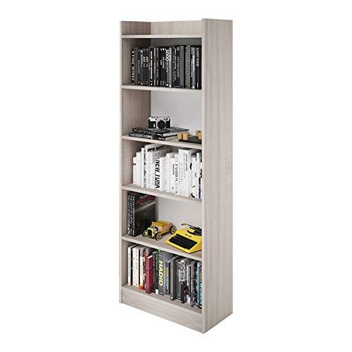 libreria olmo we point Mobile Libreria Colore Olmo 6 Ripiani H. 180x64x29 Cm