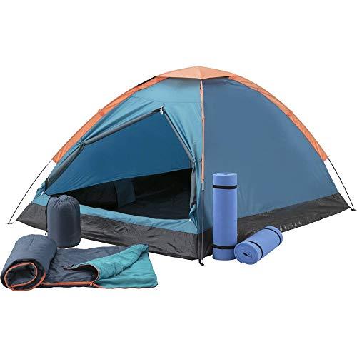 McKINLEY Camp-Zelt Set Festent - -