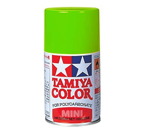 Tamiya 86028 Paint Spray, Fluorescent Green