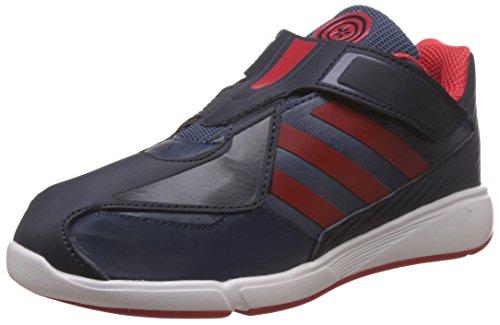 adidas Marvel Avengers C, Unisex Babies Sneakers, Multicolour...