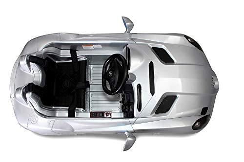 RC Auto kaufen Kinderauto Bild 3: Actionbikes Motors Kinder Elektroauto Mercedes Lizenziert McLaren Stirling Moss Kinder Elektro Auto Kinderauto Kinderfahrzeug Spielzeug für Kinder*