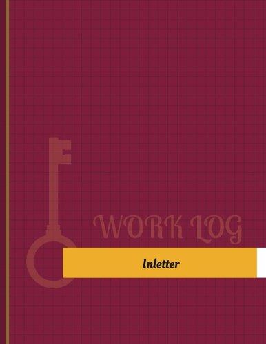 CreateSpace Independent Publishing Platform Inletter Work Log: Work Bild
