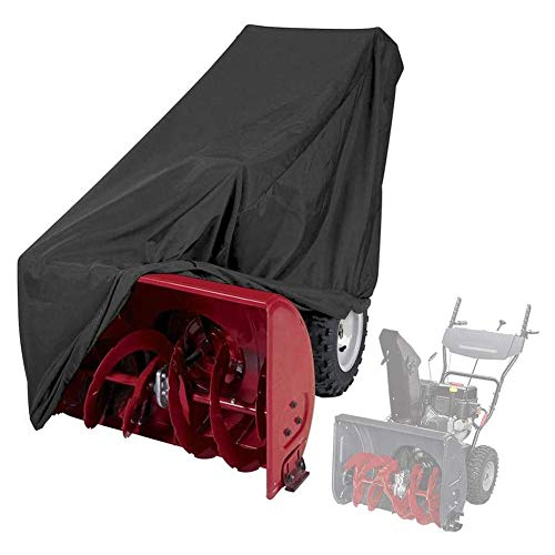 Save %9 Now! Snowblower Protective Cover, Outdoors Courtyard Waterproof Rainproof Dust-Proof Snow Th...