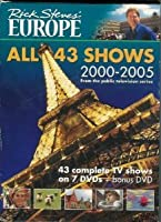 Rick Steves Europe DVD: All 43 Shows (2000 - 2005)