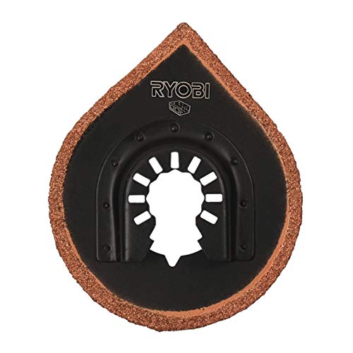 Ryobi RAKMT01PGR85 Cuchilla de eliminación de lechada de precisión multiherramienta