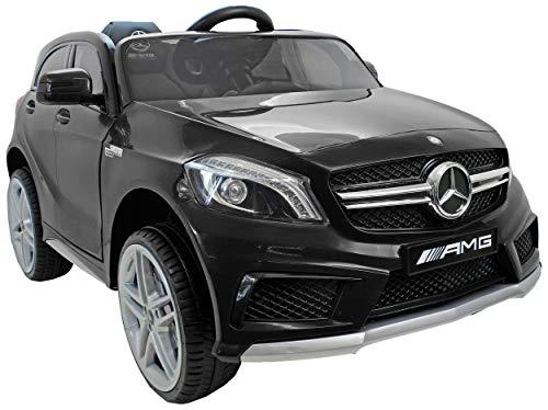 Mercedes A45 AMG, Vehículo Infantil a batería, Coche eléctrico para niños, vehículo...
