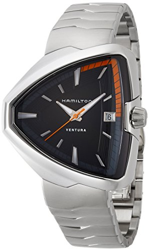 Hamilton Ventura Elvis H24551131 Elegante Herrenuhr Design Highlight