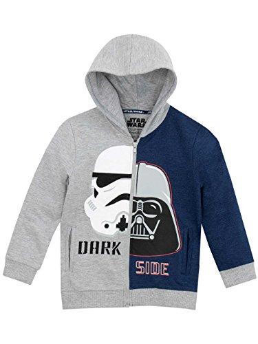 Star Wars - Sudadera con capucha - Star Wars - Para Niños - 9 - 10 Años