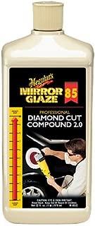 Meguiar's M8532 Mirror Glaze Diamond Cut Compound 2.0 - 32 oz. Size: 32 Ounce, Model: M8532, Outdoor&Repair Store