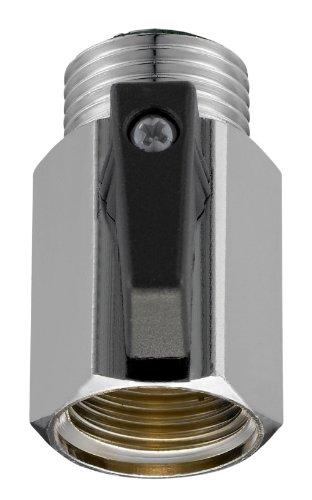 Perlator 11002798 Wasserspar-Duschstop-Hahn