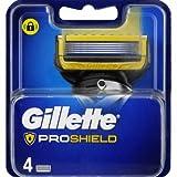 Gillette ProShield Hommes 4 Lames de Rasoir