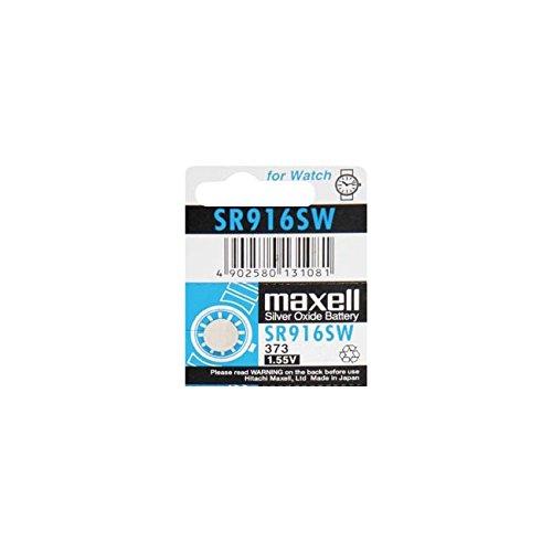 MAXELL SR916SW Pile bouton SO SR916SW 1,55 V
