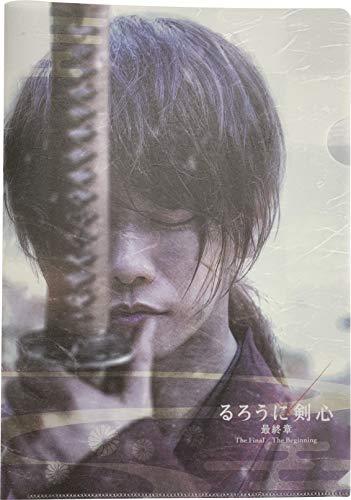 るろうに剣心 最終章 The Final/和紙クリアファイル/緋村剣心 IG3435