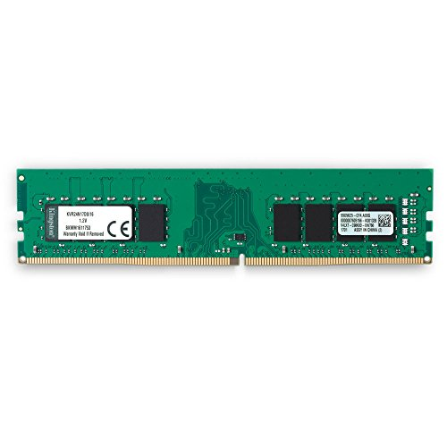 Kingston Kvr24N17D8/16 16Gb 2400Mhz Ddr4 Non Ecc Geheugen Ram Dimm