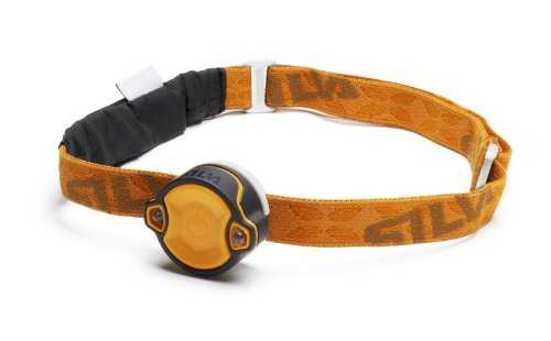 Silva Stirnlampe Headlamp Siju, Orange, One size, 30-0000037244