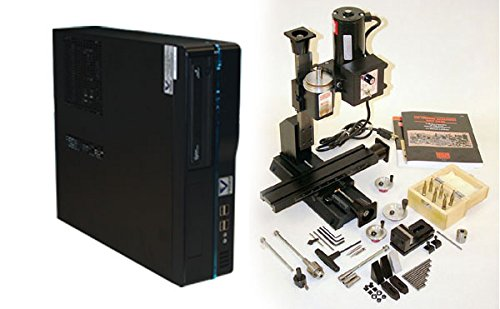 Fantastic Deal! Sherline 8540A - Complete Deluxe Vertical CNC Mill and Accessory Package