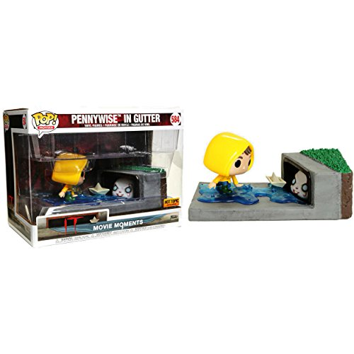 Funko Pop Movies It Movie Moments Pennywise in Gutter #584