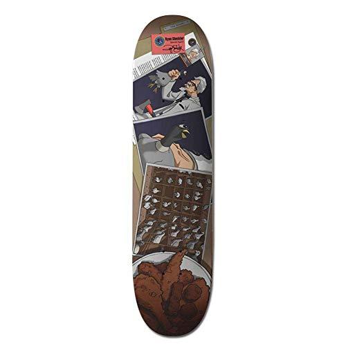 Plan B Skateboards Sheckler Fast Food - Tavola da Skateboard, 8'