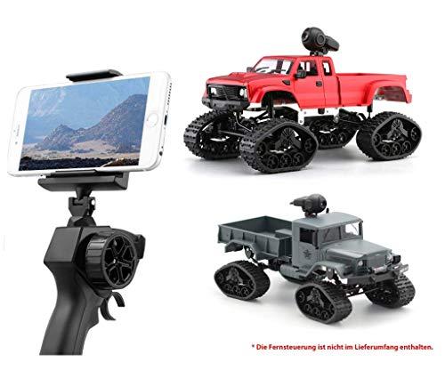 HSP Himoto WiFi FPV Kamera Live Übertragung auf Smartphone, Steuerung über App, RC Off-Road Truck Crawler Fayee FY001A FY001B FY002A FY002B