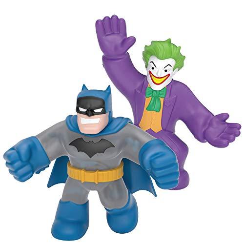 Heroes of Goo Jit Zu DC Versus Pack Batman vs Joker - Squishy,...