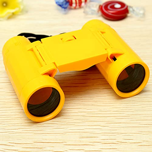 Fully Mini Binocular Toy for Kids Boys and Girls (Multicolor)