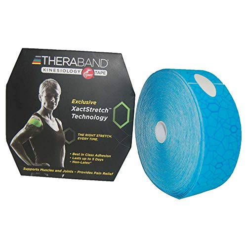 Theraband Kinesiology Tape Precut 5 M 5 cm