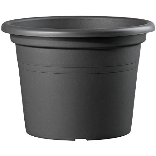 DEROMA Pot Farnese - 60x60x41,8cm - 69l - Anthracite