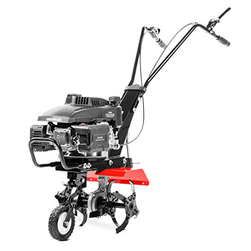 Motozappa a benzina 5hp larghezza lavoro 36cm Motore: OHV a 4 tempi 161cc 5cv