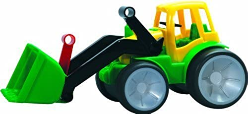 Gowi Toys Austria Tractor with Shovel by Gowi Toys Austria