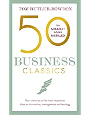 """50 Business Classics"" by Tom Butler-Bowdon for $0.99"