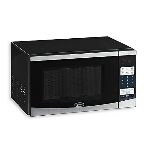 College Dorm Size Compact Microwave with Digital Controls by...