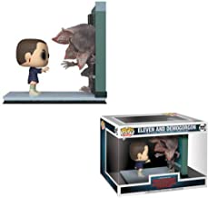 Pop! Stranger Things - Figura de Vinilo Movie Moment Eleven & Demogorgon